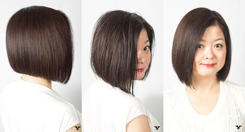 髪型 カタログ 個性的